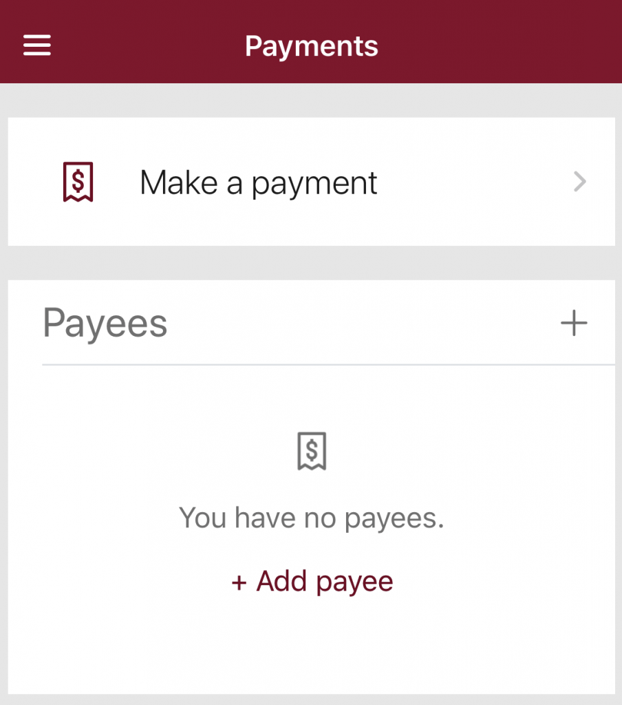 Payments - Mobile