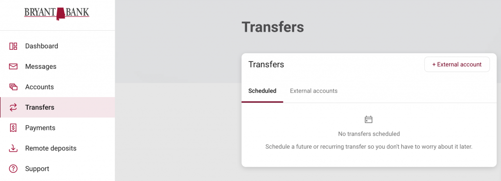 Desktop Transfers